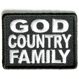 P3909-God-Country-Family-Small-Iron-on-Patch-260x260